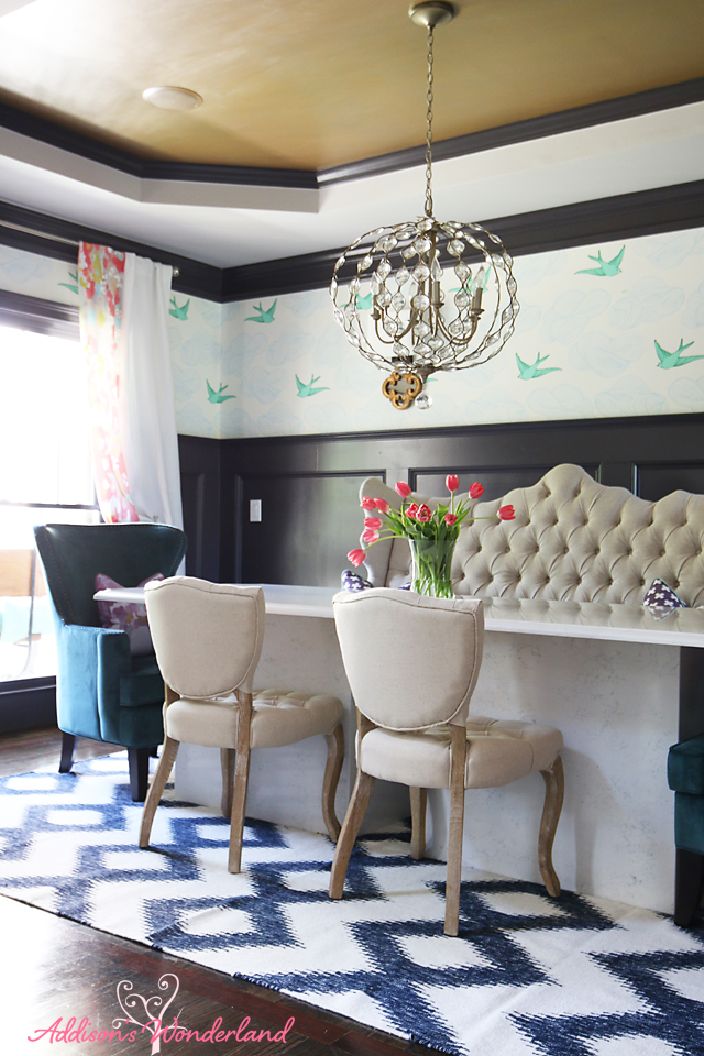 Summer Home Tour Dining Room 1