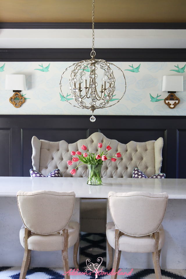 Summer Home Tour Dining Room 3