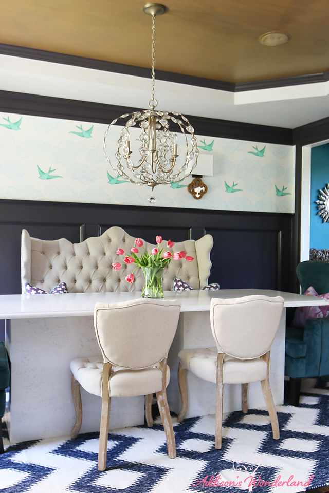 Summer Home Tour Dining Room 5