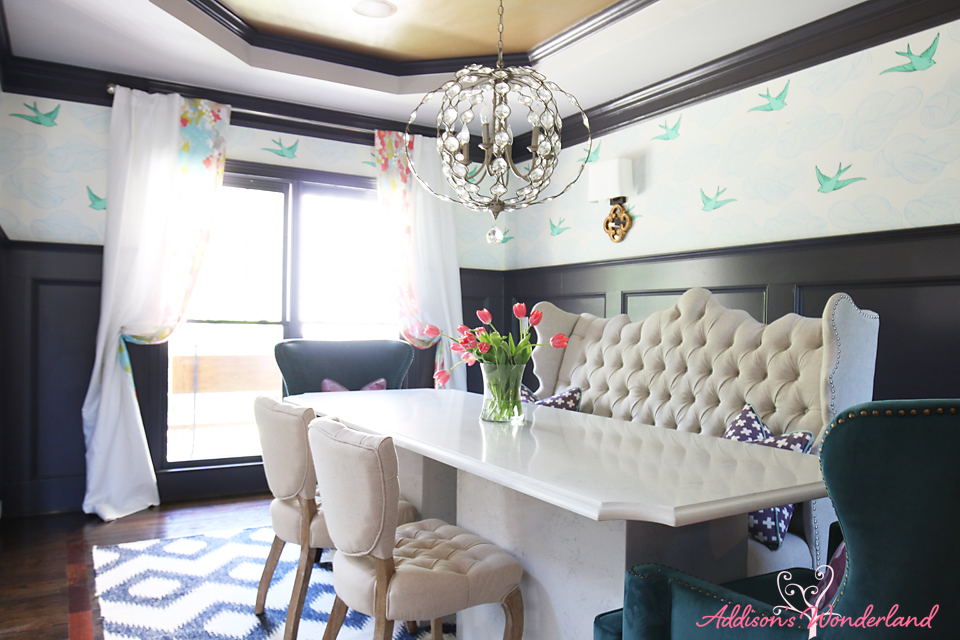 Summer Home Tour Dining Room 6