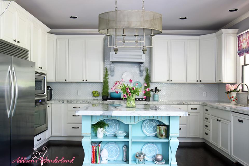 Summer Home Tour Kitchen 3
