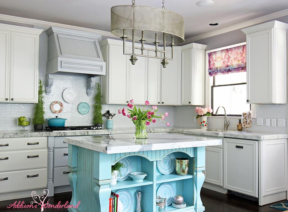 Summer Home Tour Kitchen 5