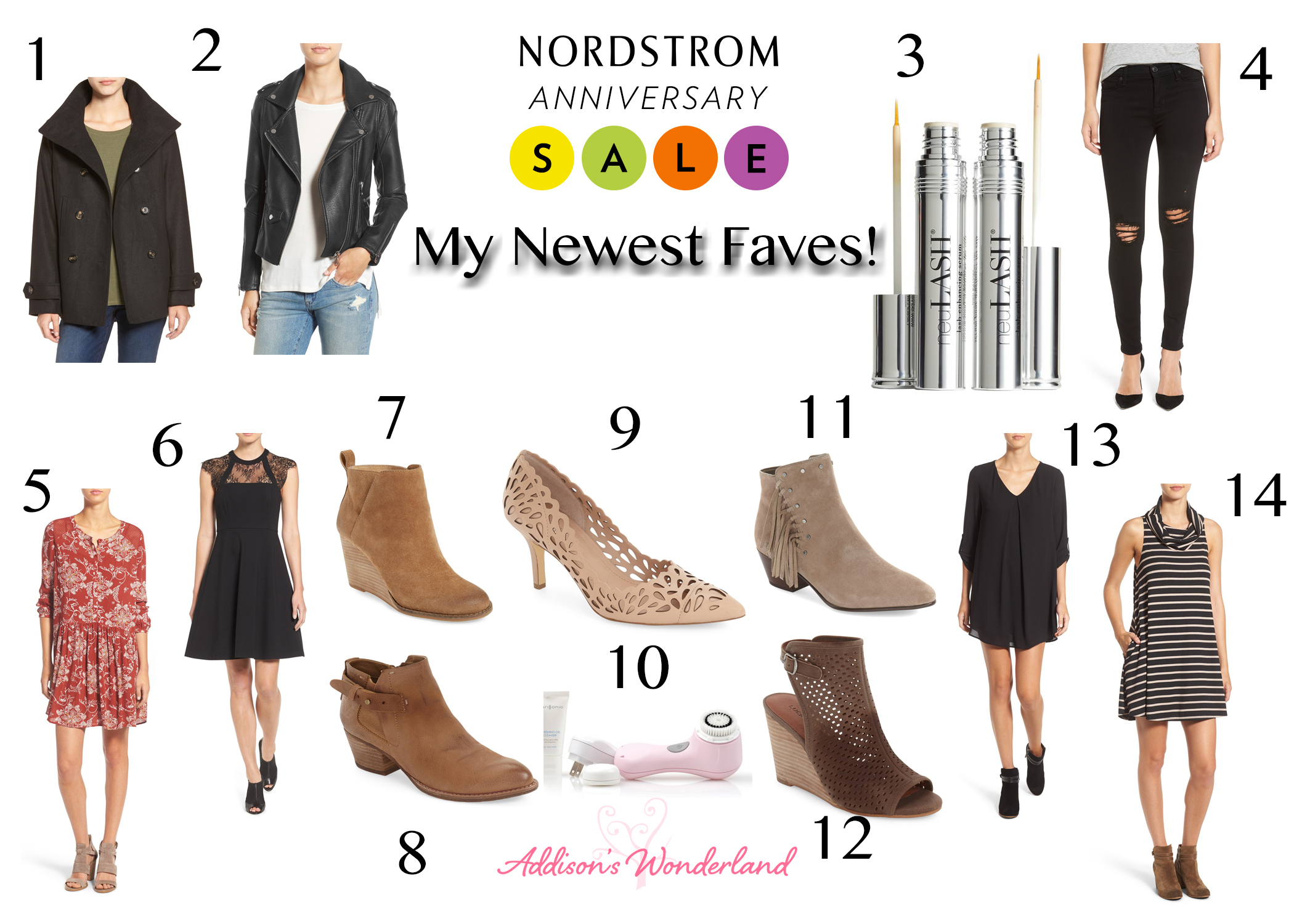 Nordstrom Anniversary Sale New Faves