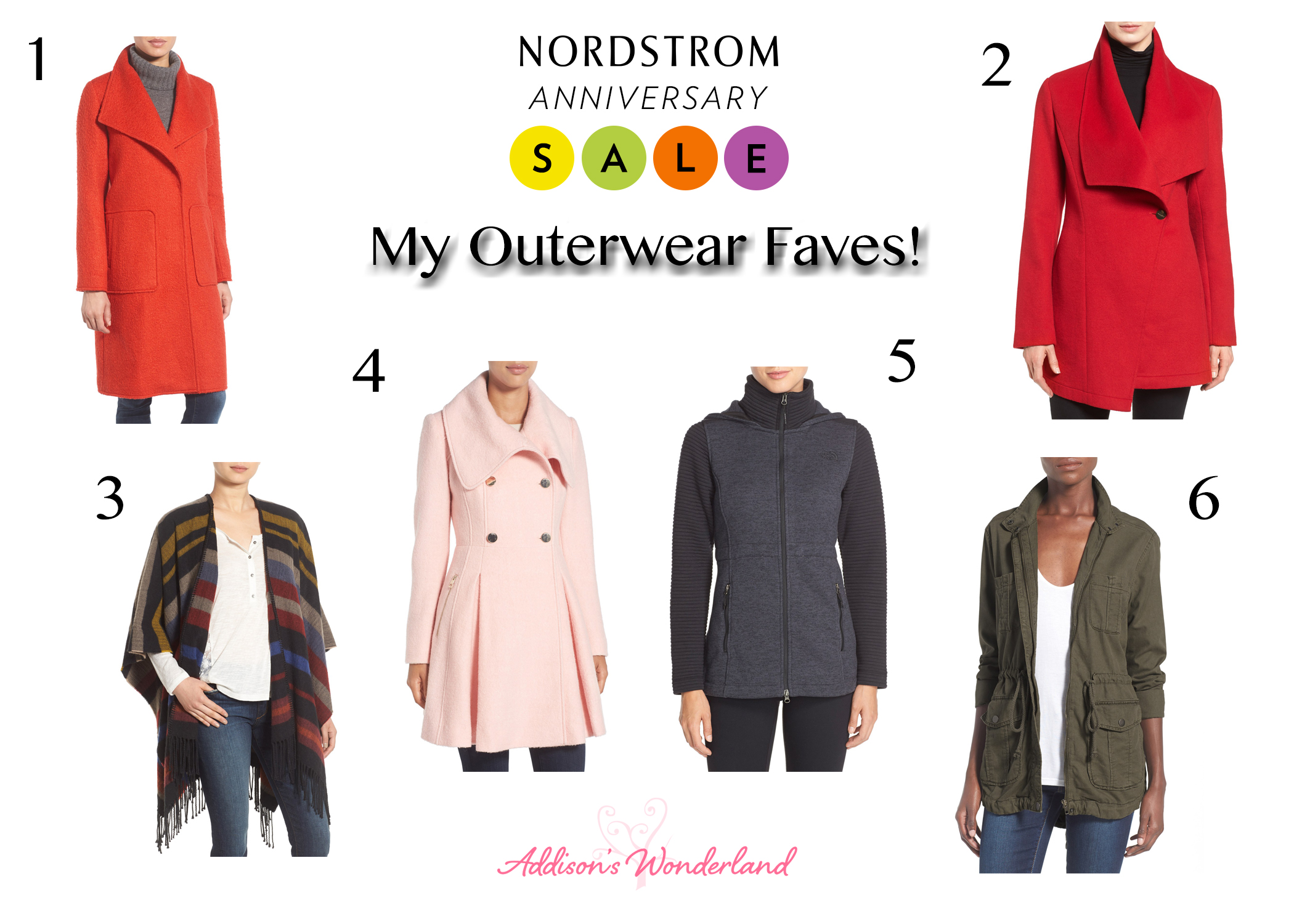 Nordstrom Anniversary Sale Outerwear