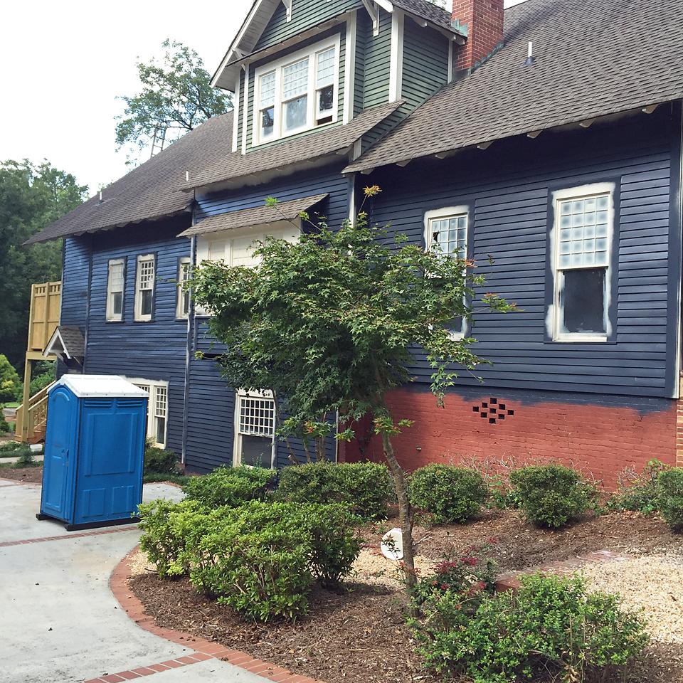 Craftsman Exterior House Soot Benjamin Moore 4