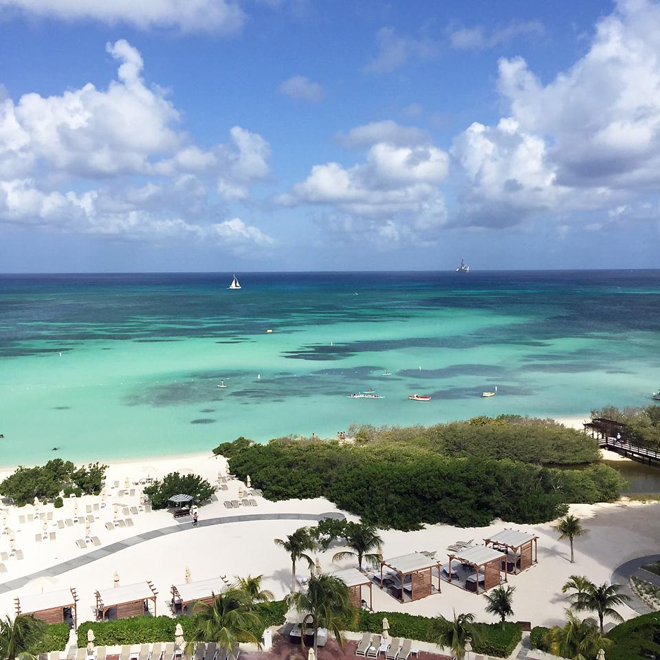 The Ritz Carlton Aruba Vacation 14