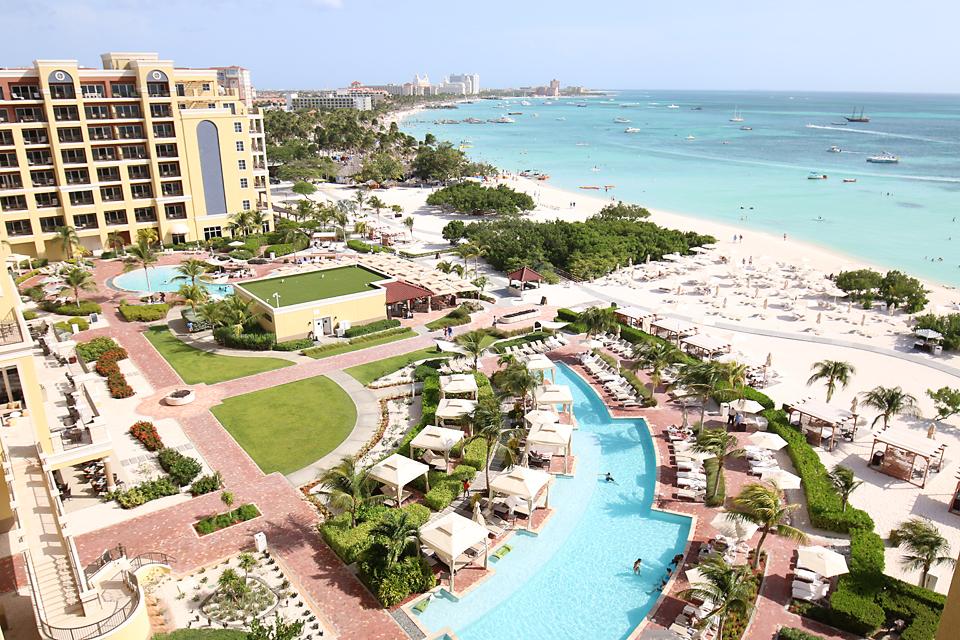 The Ritz Carlton Aruba Vacation 2 Addisons Wonderland