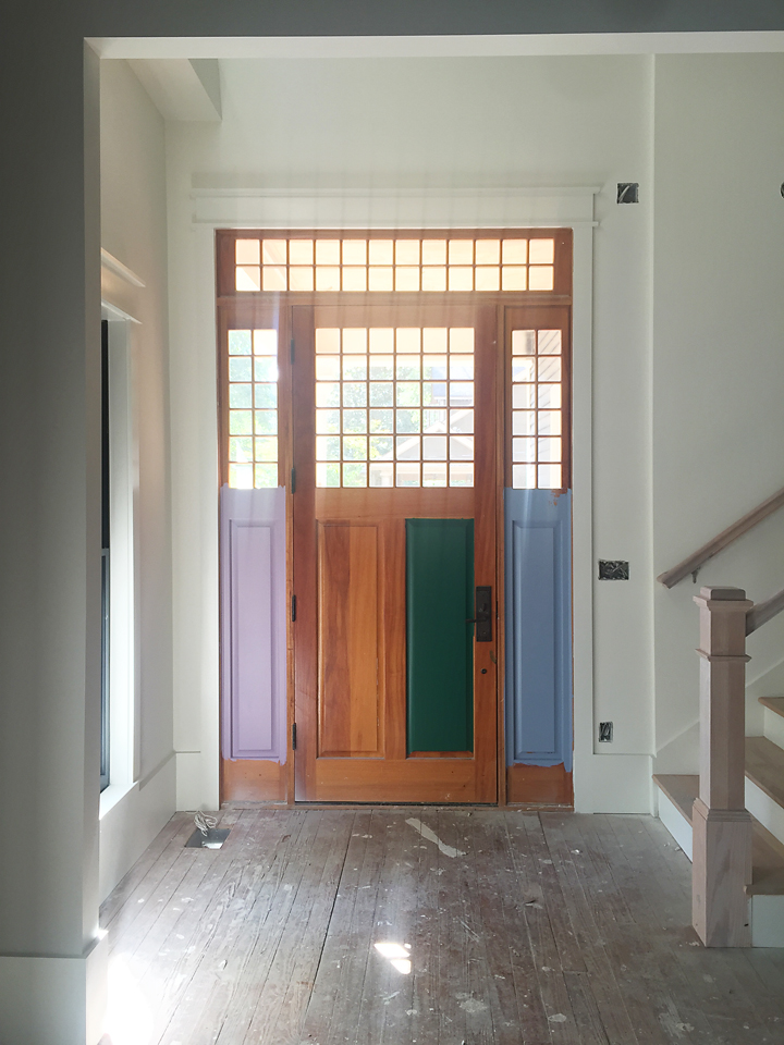 Front Door Color Options