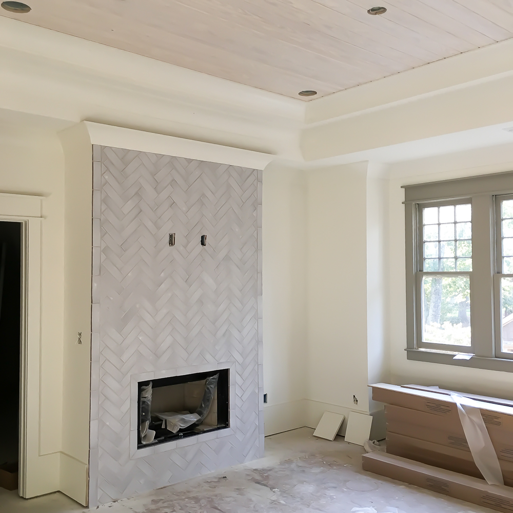 Trim ceilings and moldings oh my addison 39 s wonderland Ceiling window
