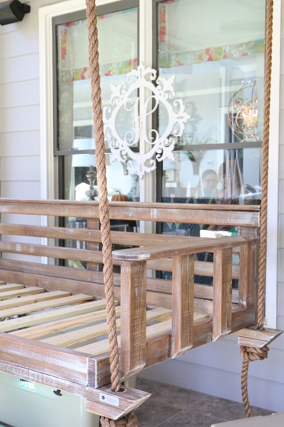Vintage Porch Swing 11