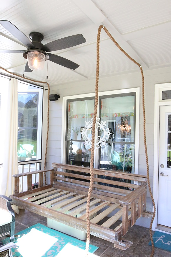 Vintage Porch Swing 6