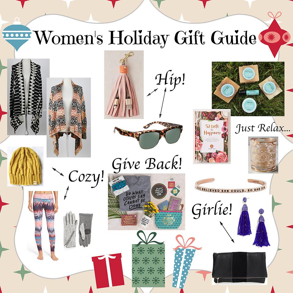 Holiday Gift Guide 2016 Blog Hop! - Addison's Wonderland