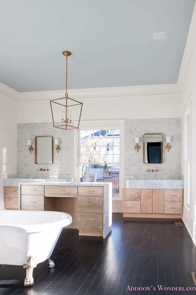 master-bathroom-white-marble-clawfoot-tub-antique-brass-bath-17-of-19