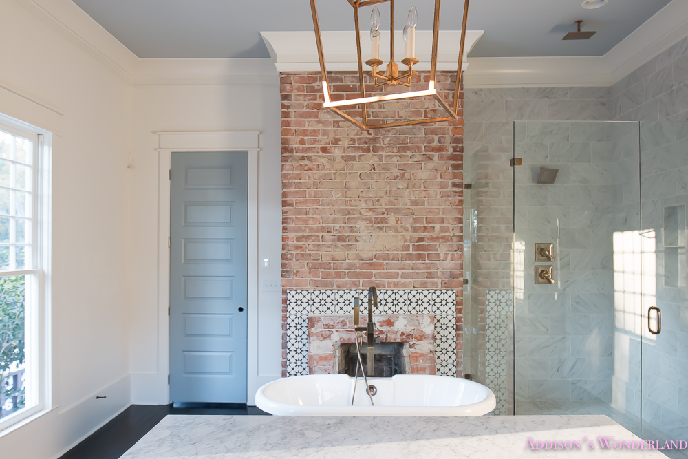master-bathroom-white-marble-clawfoot-tub-antique-brass-bath-25-of-19