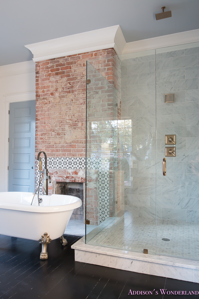 master-bathroom-white-marble-clawfoot-tub-antique-brass-bath-27-of-19