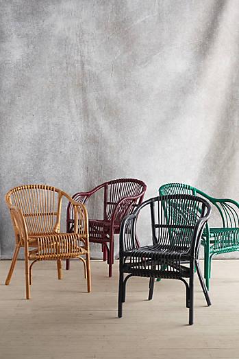 Pari Rattan Chair