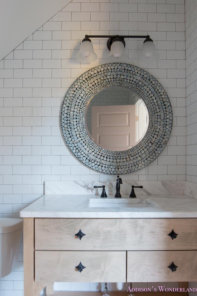 shaw-floors-white-subway-tile-hexagon-tile-rose-doors-1-of-12