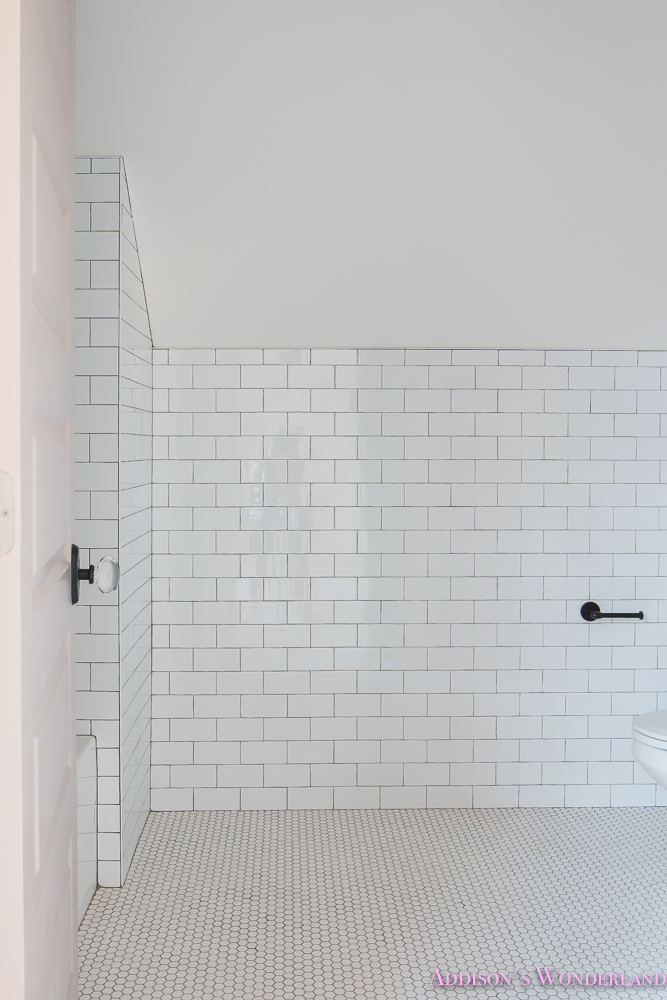 shaw-floors-white-subway-tile-hexagon-tile-rose-doors-10-of-12 ...