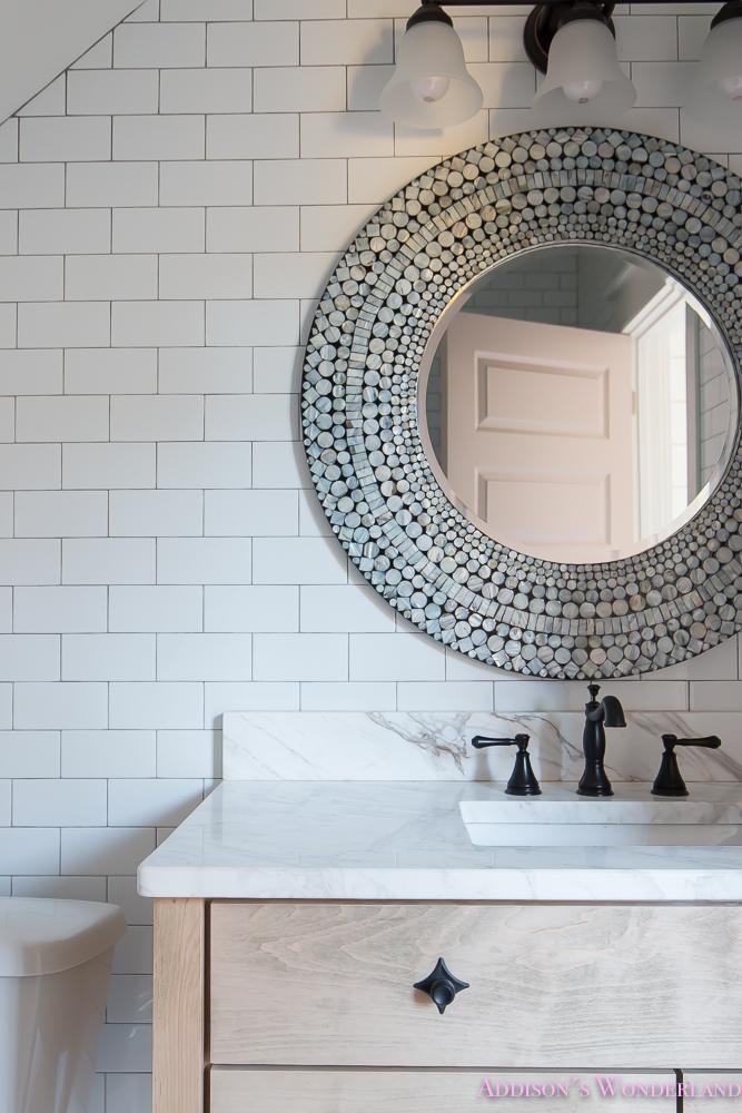 shaw-floors-white-subway-tile-hexagon-tile-rose-doors-6-of-12