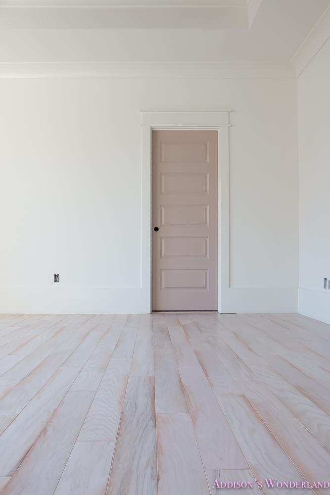 Winnie 39 S Gorgeous White Hardwood Floors Reveal Addison