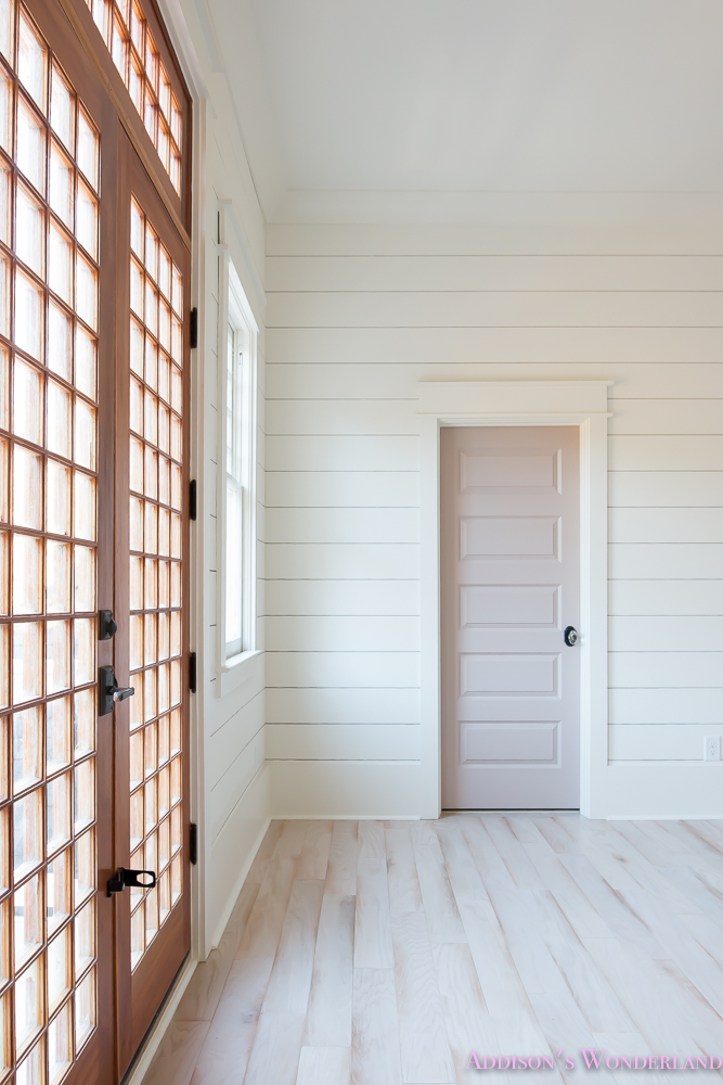 Shaw Floors Whitewashed Hardwood Flooring White Shiplap