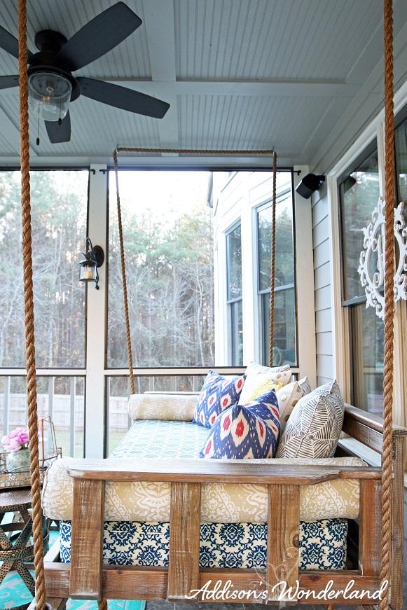Vintage Porch Swings 10L