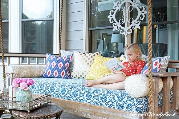 Vintage Porch Swings 15L