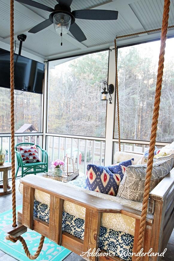 Vintage Porch Swings 4L