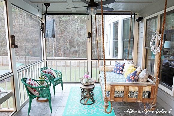 Vintage Porch Swings 5L