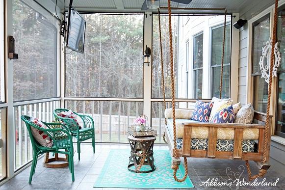 Vintage Porch Swings 6L