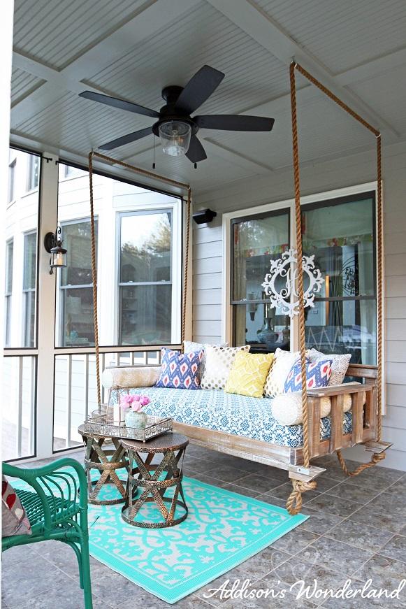 Vintage Porch Swings 7L