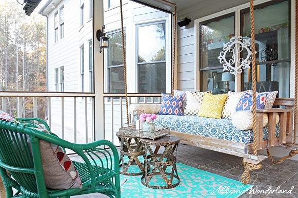 Vintage Porch Swings 8L
