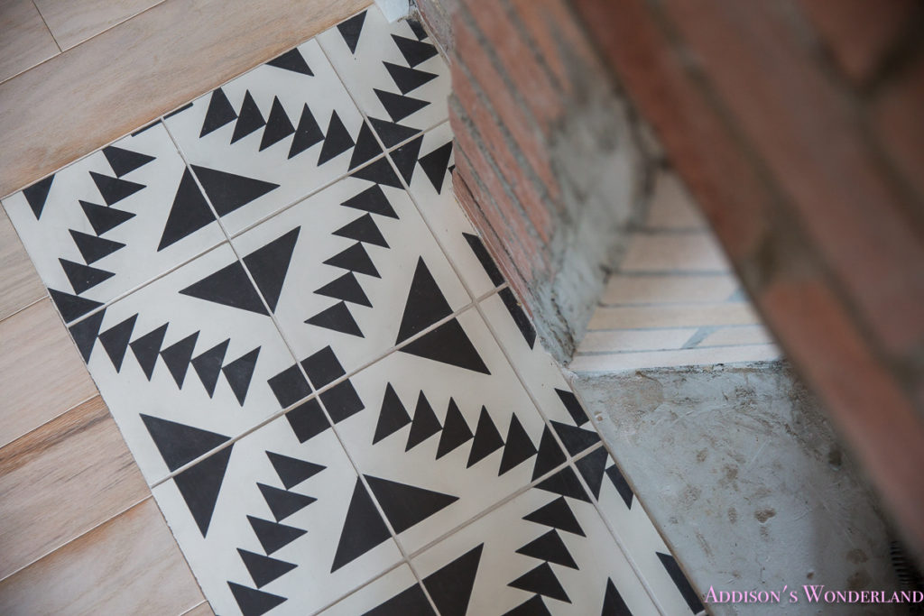 black-aztec-cement-tile-shop-white