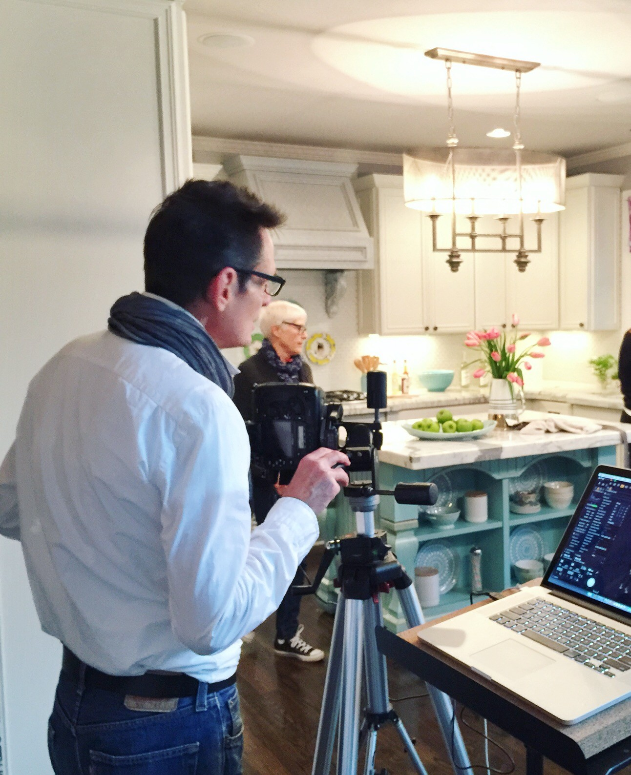 Behind the Scenes: BHG Shoot