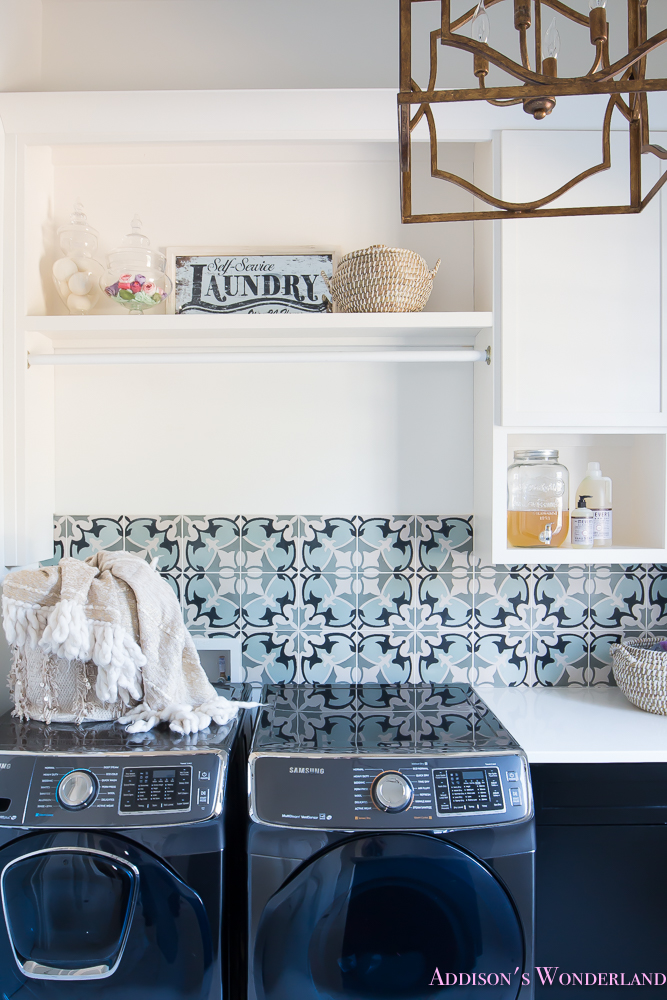 laundry-room-organization-ideas-white-black-cabinets-cement-tile-shaw-floors-marble-tile-flooring-carrera-black-window-sashes-alabaster-walls-sherwin-williams-8-of-17