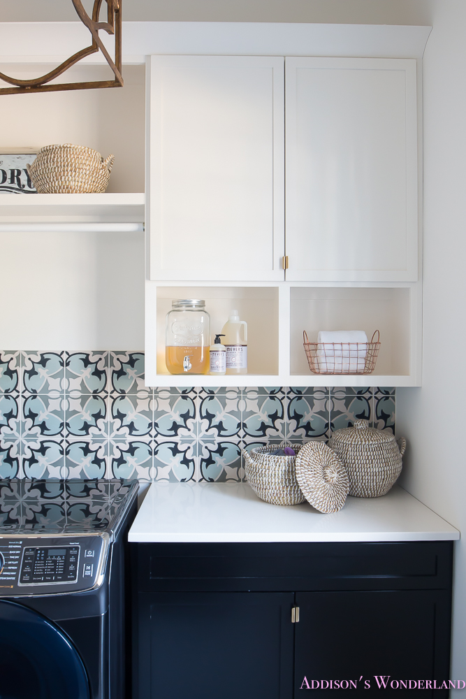 laundry-room-organization-ideas-white-black-cabinets-cement-tile-shaw-floors-marble-tile-flooring-carrera-black-window-sashes-alabaster-walls-sherwin-williams-9-of-17