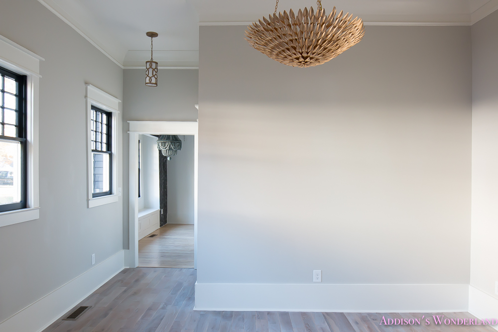 Light wood floors with gray walls thefloors co for Living room gray walls