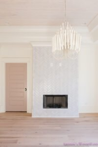 playroom-living-room-whitewashed-hardwood-floors-flooring-ceiling-rose-pink-doors-iron-baluster-staircase-white-walls-alabaster-sherwin-williams-12-of-19