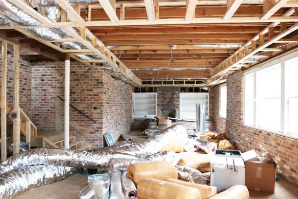 Historic Renovation Update 1