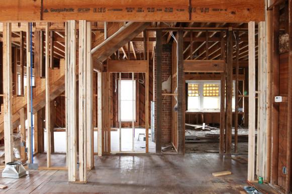 Historic Renovation Update 10