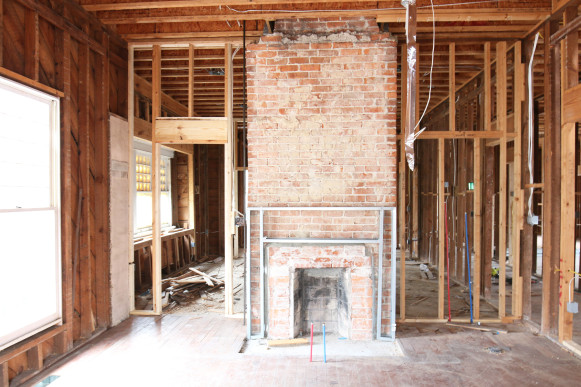 Historic Renovation Update 13