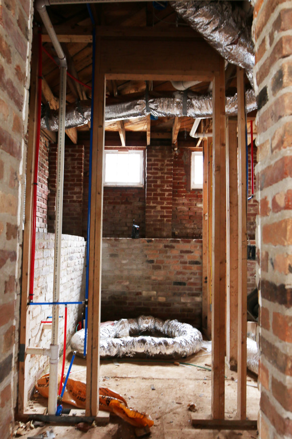 Historic Renovation Update 4