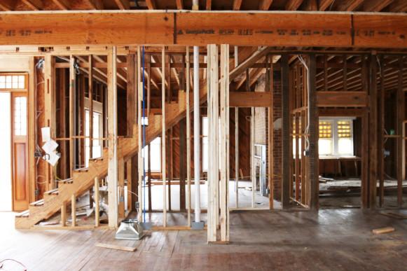 Historic Renovation Update 8