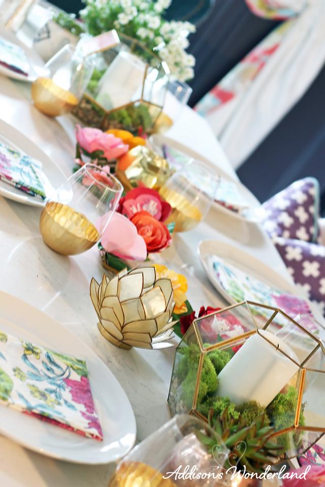 Spring Table Decor 10