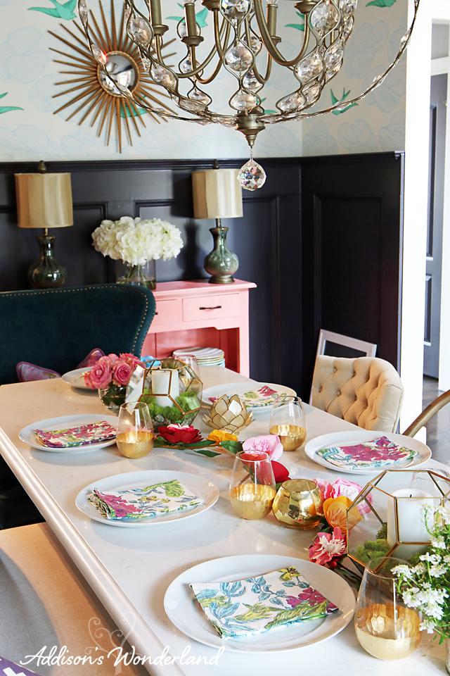 Spring Table Decor 11