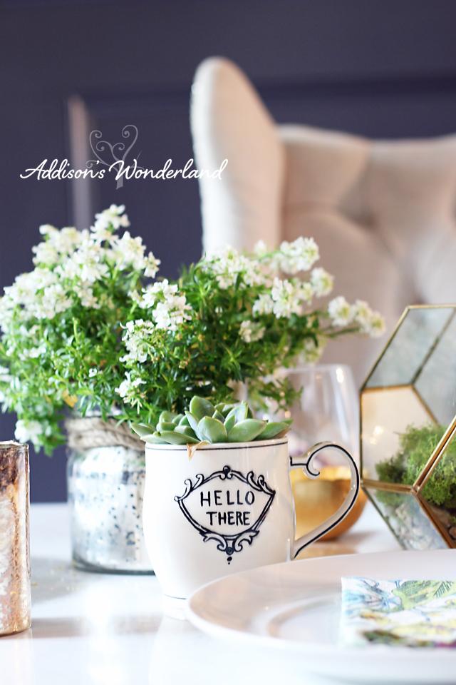 Spring Table Decor 14