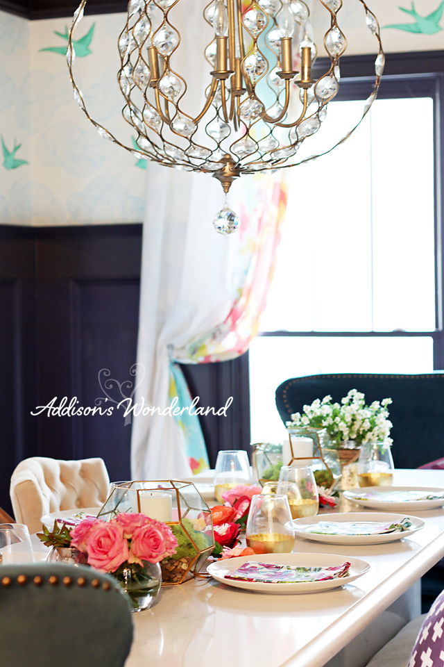 Spring Table Decor 19