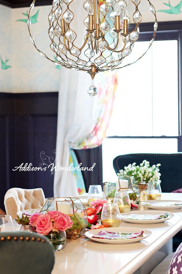 Spring Table Decor 19