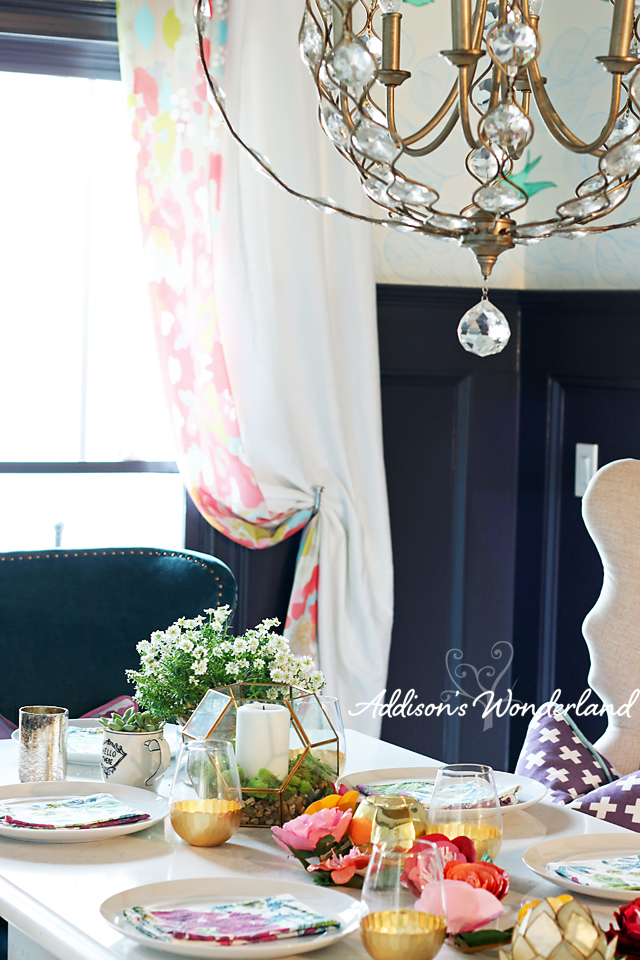 Spring Table Decor 7