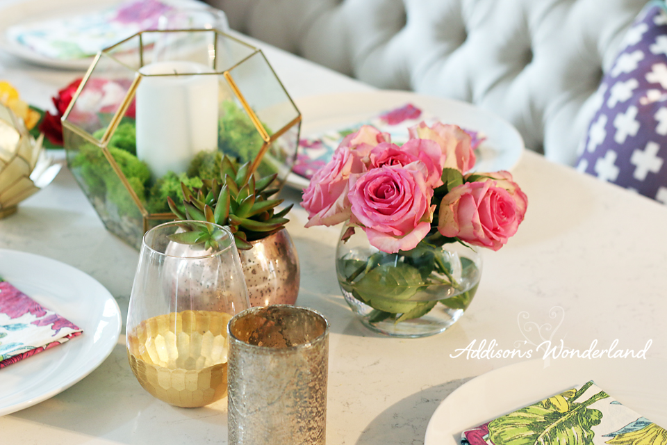 Spring Table Decor 9